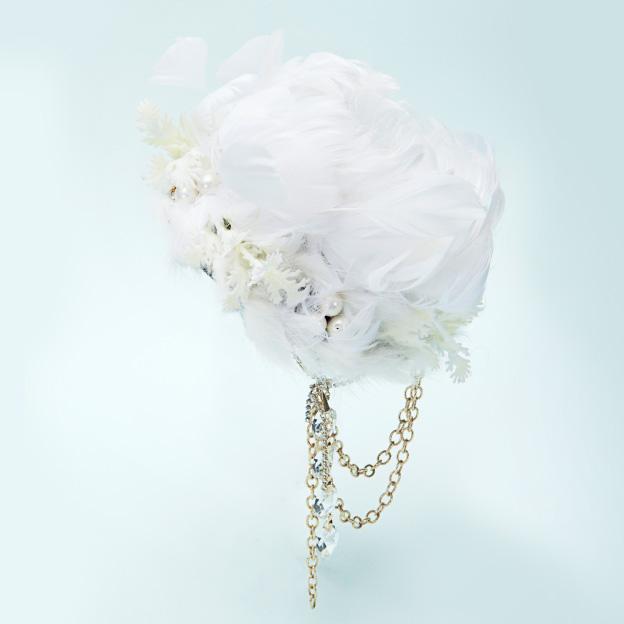 crown blanc 白の王冠 / hl-mgs-005