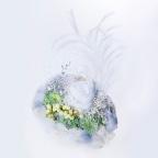 spring lake 春の湖 / hl-mgs-016 image01